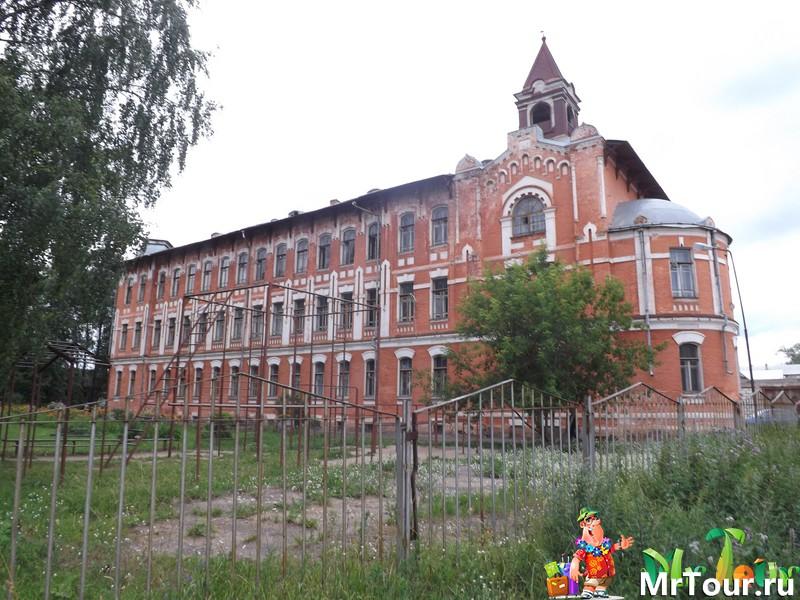 Епархиальное училище в Великом Устюге